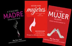 libros de trilogía historia entre Mujeres